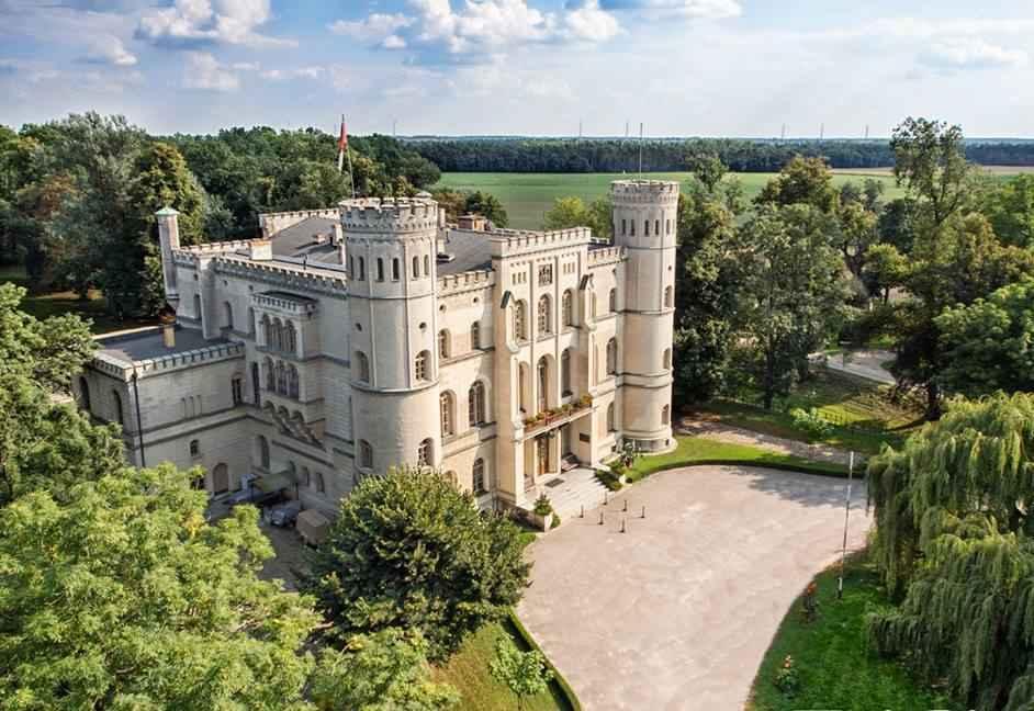 pałac Rokosowo