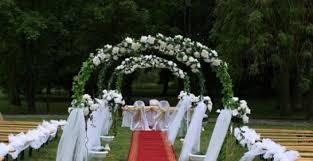 ślub w plenerze Dwór Komorowo